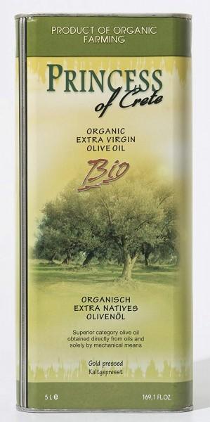 GR-BIO-03 Griechisches Olivenöl aus KRETA, Neue Ernte 2020/2021 Premium Qualität Extra natives